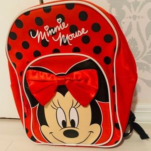 minnie mouse Backpack 🎒